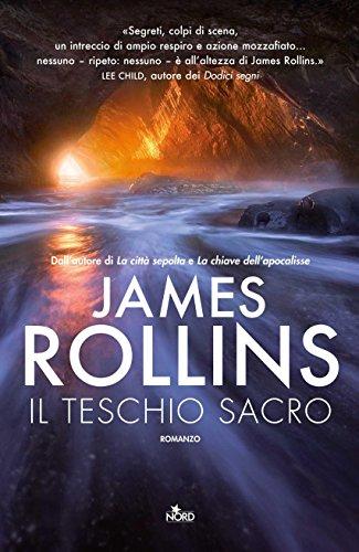 Il teschio sacro: Un'avventura della Sigma Force (Italian Edition)