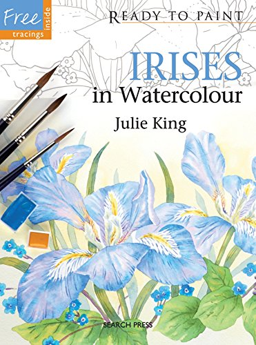 Ready to Paint: Irises Cover Image