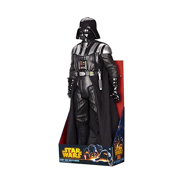 Jakks Pacific 58712 - Figura de Darth Vader de Star Wars (78,7 cm) - Figura Star Wars Darth Vader (80 cm) 3