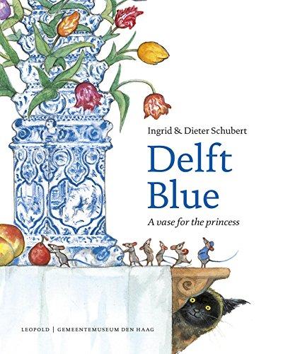 Delft Blue: a vase for the princess (Ingrid Vase)