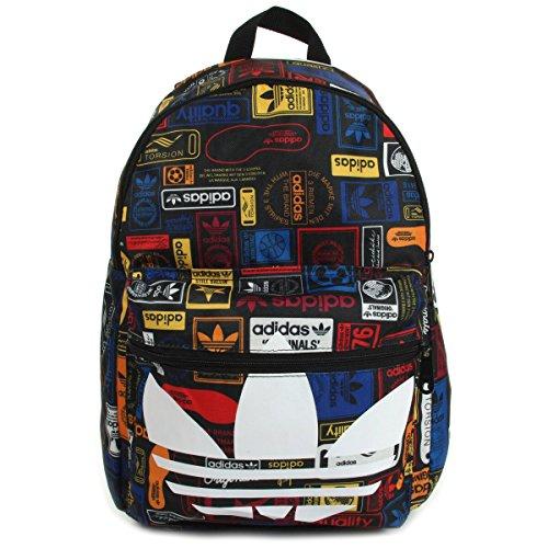 Adidas Bp Class Tref G Zaino, Multicolore (Multco), NS
