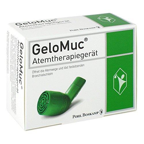 Gelomuc Atemtherapiegerät 1 stk