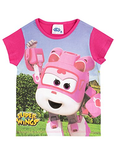 Dizzy T-Shirt Rosa 110 ()