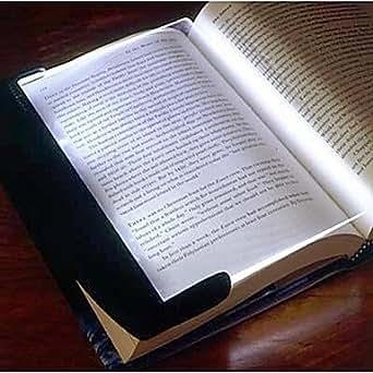 LED livre Reading Panel par Panda exprès - Light spécialement conçu pour les livres