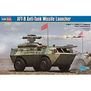Hobby Boss 82488 Modellbausatz AFT-9 Anti-Tank Missile Launcher