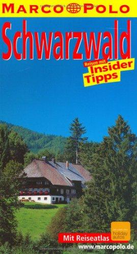 Preisvergleich Produktbild Marco Polo Reiseführer Schwarzwald