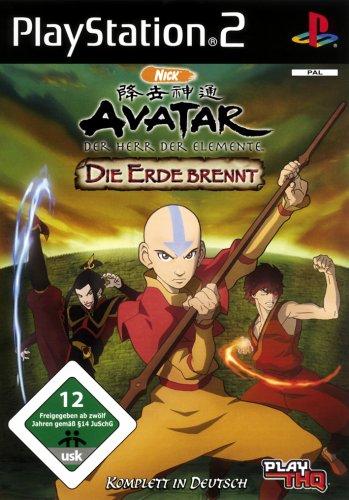 Avatar: Der Herr der Elemente - Die Erde brennt [Software Pyramide] (Avatar-software)