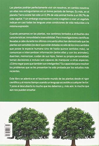 Resumen del libro de Stefano Mancuso SENSIBILIDAD E INTELIGENCIA EN EL MUNDO VEGETAL