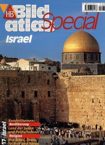 HB Bildatlas Special, H.17, Israel