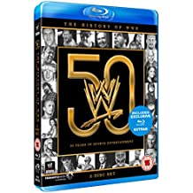 WWE: The History of WWE: 50 Years of Sports Entertainment