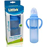 Little's Glass Sipper (Blue)