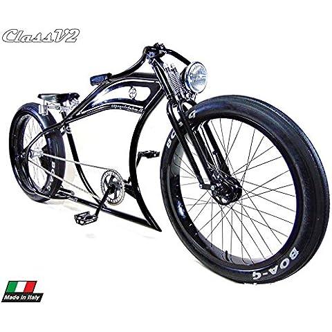 Fat bike Cruiser custom garage