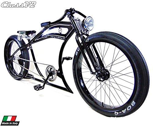 bicicleta fat bike cruiser