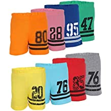 Luke and Lilly Baby Boy's Cotton Shorts - Pack of 5