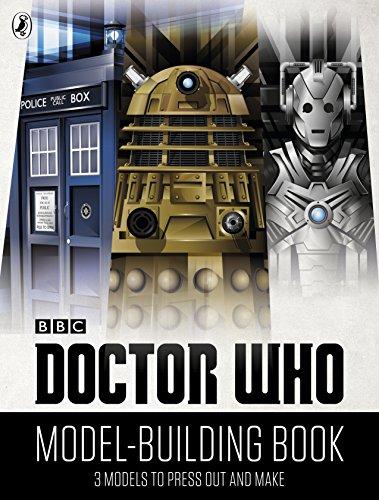 Doctor Who. Model-Building Book por Vv.Aa.