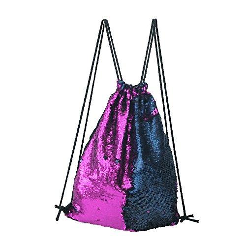 mermaid-sequin-backpack-glittering-outdoor-shoulder-bag-winmany-magic-reversible-glitter-drawstring-