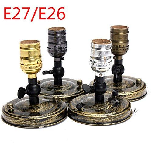 bazaar-e27-e26-edison-portalampada-luce-annata-argento-oro-patina-verde-nero-titolare-110-240v