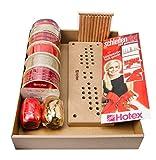 Schleifenfix-Set Weihnachten - AKTION - inkl. 6 Strängchen kostenlos