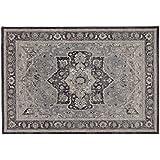 Valioso Alfombra Persa Colección Sitap – Alfombra Oriental alta calidad Antares 57128 – 4636