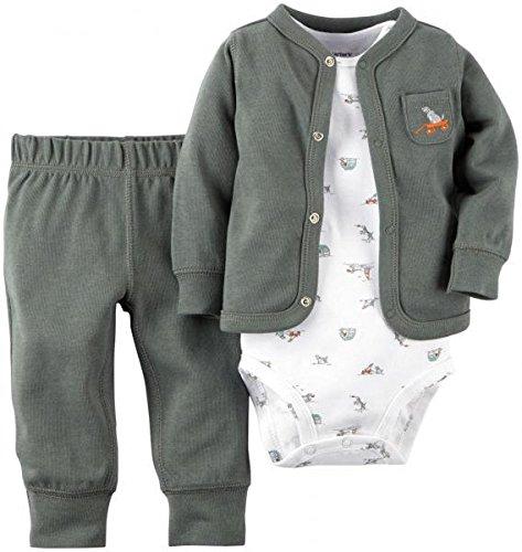 Carter da 3piece-clothing set-baby regalo ragazza e bambino boy-cotton