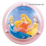 Disney Princess Deckenlampe rund dalber 30876