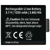 Rollei Akku AC 425/426/430 -  Batterie pour Actioncam 425,426 et 430 -  Noir