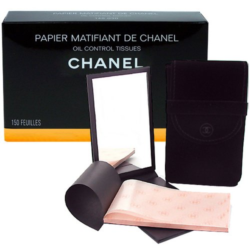 Chanel Papier Matifiant De Chanel 150ks