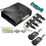 Auto Universal Remote Keyless Cierre centralizado de Puertas Kit Entrada sin Llave 2 o 4 Puertas Sistema antirrobo Motor de Alarma para Autos