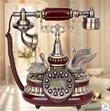 Klassischen Telefon Display an die Creative Antik Telefon Retro Vintage Europäischer Stil