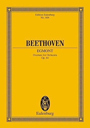 egmont-ouverture-op-84-orchester-studienpartitur-eulenburg-studienpartituren