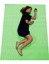 Science Of Sleep Polar Foam Cool Foam Mattress Topper-Twin by Science of Sleep
