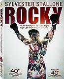 Rocky Heavyweight Collection 40Th Anniversary (6 Blu-Ray) [Edizione: Stati Uniti] [Reino Unido] [Blu-ray]