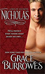 Nicholas: Lord of Secrets (The Lonely Lords) by Grace Burrowes (2013-09-01)