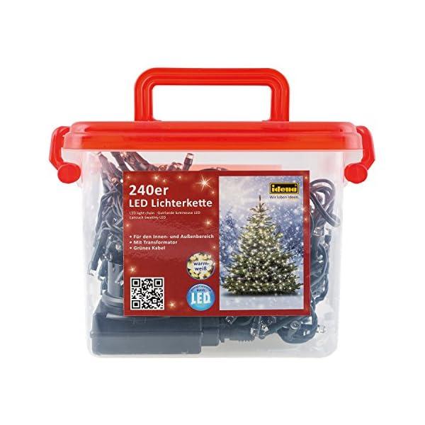 Christbaumkugeln Außenbereich.Weihnachtsdekoration Lichterketten Christbaumkugeln Weinachtself24