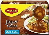 Maggi Jäger Sauce, 2er Pack, ergibt 2 x 250 ml