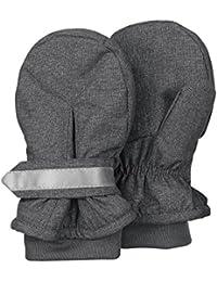 Sterntaler Fäustel für Kinder, Handschuhe, Wasserabweisend und reflektierend
