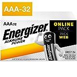 Batterien Energizer (AAA - 32 Stück)