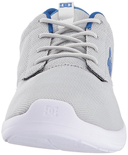 DC - Dc - Männer Midway Lowtop Schuh Grey/Blue/Black
