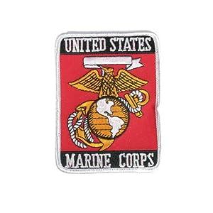 Patch Airsoft USMC