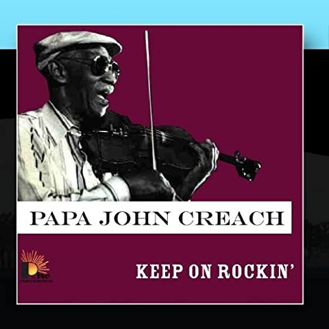 Keep On Rockin by Papa John