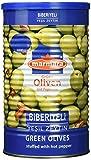 Marmara Grüne Oliven gefüllt mit Pepperoni, 2er Pack (2 x 1.25 kg)