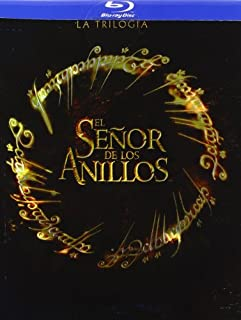 El Señor De Los Anillos - La Trilogía [Blu-ray] (B0053CB1E4) | Amazon price tracker / tracking, Amazon price history charts, Amazon price watches, Amazon price drop alerts