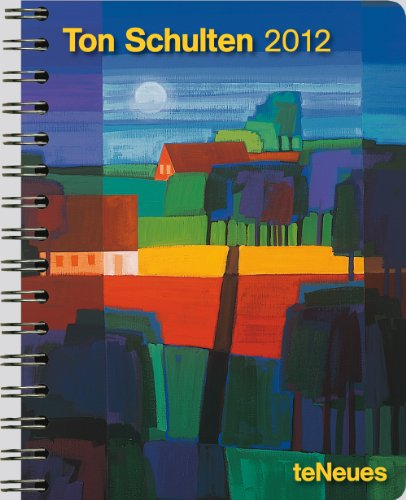 2012 Ton Schulten Deluxe Diary