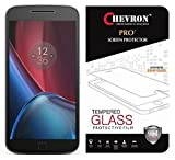 Chevron 0.3mm Pro+ Tempered Glass Screen Protector For Motorola Moto G4 Plus (Gen 4) / 4th Generation