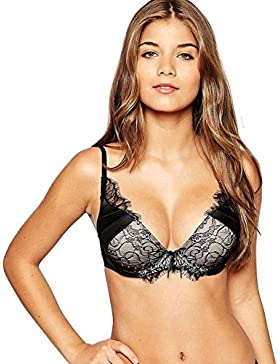 ULTIMO - Black Label Vivian Bra, Reggiseno Donna