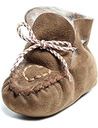 Brubaker , Chaussures souples pour bébé (fille)
