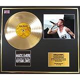Macklemore/marco Disco de Oro/Vinilo, fotos y libro/Edición limitada/certificado de Authenticite/Welcome To The Heist