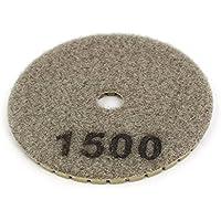 Fash Lady Grit 1500 3-Zoll-Diamant-Wet Polierscheibe für Granit Beton Marmor preisvergleich bei billige-tabletten.eu