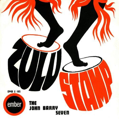 John Barry Seven Zulu Stamp