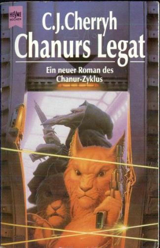 C. J. Cherryh – Chanurs Legat (Chanur 5)